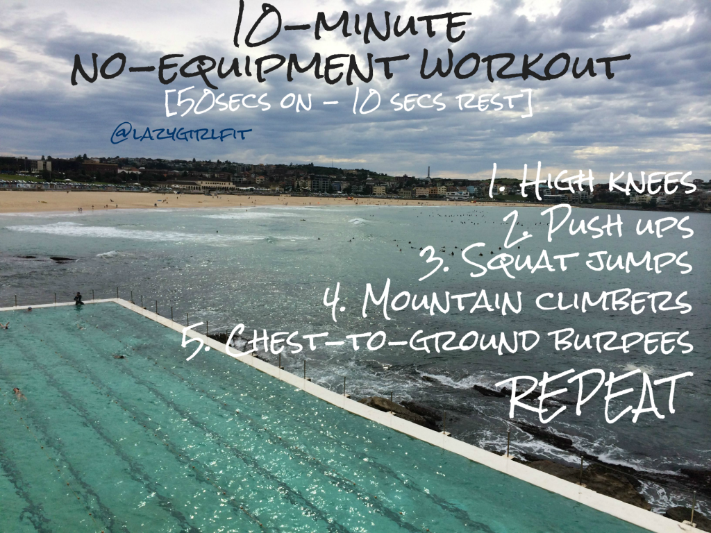 10-minute workout 2