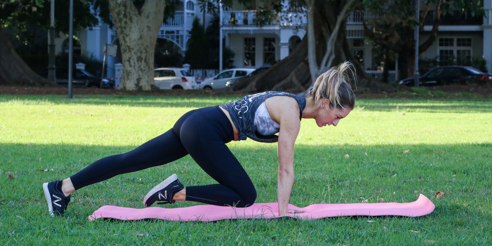10-minute ab workout